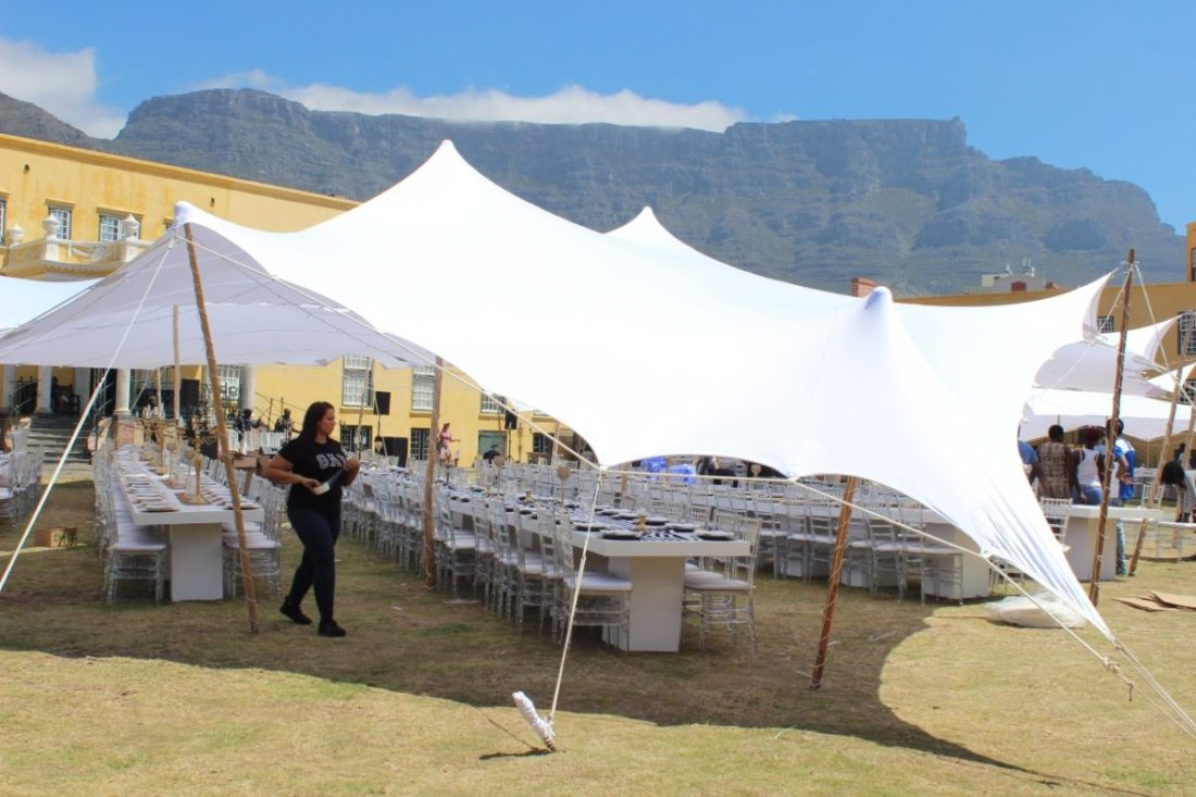 Stretch Tent is perfect alternatives to the traditional marquee tents.